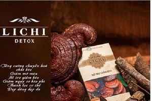 Giảm cân an toàn với Lichi detox có hiệu quả?