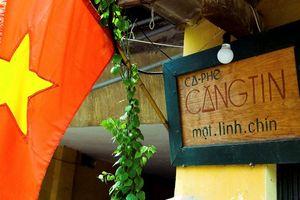 Những quán cafe trở về tuổi thơ cực chất tại Hà Nội