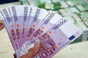 Châu Âu chuẩn bị dừng phát hành tờ 500 Euro