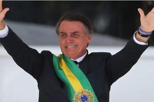 Ông Jair Bolsonaro nhậm chức Tổng thống Brazil