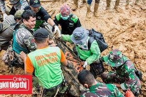 Philippines: Số người chết vì sạt lở đất, lũ lụt lên tới 85