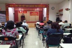 Đảng bộ TP. Hồ Chí Minh đánh giá kết quả thực hiện Quy định số 76-QĐ/TW ngày 15-6-2000 của Bộ Chính trị