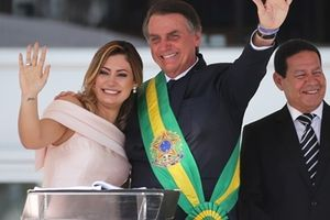 10.000 cảnh sát được huy động cho lễ nhậm chức của Tổng thống Brazil