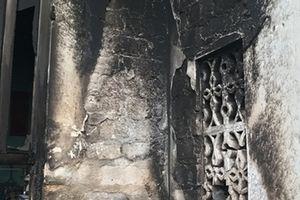 Cháy nhà vì chập điện