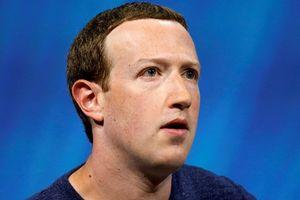 CEO Facebook mất 22 tỷ USD trong năm 2018