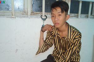 Công an Vĩnh Long bắt giữ 2 đối tượng cướp giật tài sản
