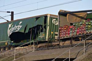 Tai nạn tàu hỏa ở Đan Mạch, 22 người thương vong