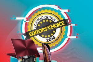 Editors' Choice 2018: Sản phẩm công nghệ tiêu biểu