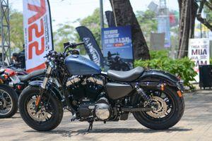 Nhiều mẫu Harley-Davidson giảm giá 100 triệu đầu năm 2019