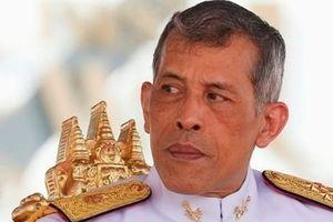 Ấn định ngày đăng quang của nhà vua Thái Lan