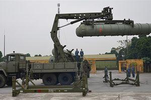 Việt Nam tự sửa chữa radar của S-300