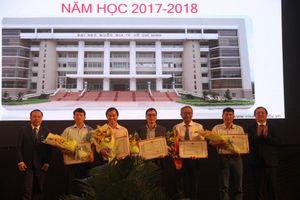 ĐH Quốc gia TP.HCM đẩy mạnh tự chủ ĐH - đổi mới sáng tạo trong năm 2019