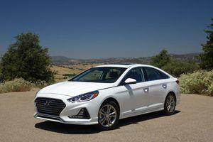 Bảng giá xe Hyundai mới nhất tháng 1/2019: Hyundai Santa Fe thế hệ mới từ 1,1-1,3 tỷ đồng.