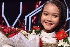 Quán quân Giọng hát Việt nhí Hà Quỳnh Như: Thích 'bị' áp lực để thử thách bản thân