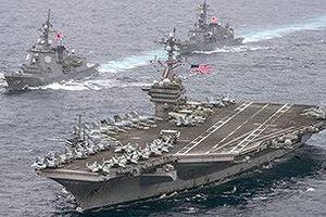 'Tiêu diệt tàu sân bay Mỹ'