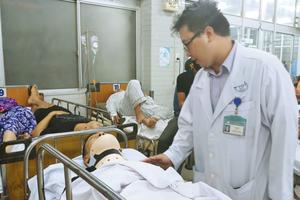Vụ tai nạn kinh hoàng tại Long An: Sức khỏe 13 nạn nhân giờ ra sao?