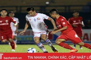 Vua phá lưới giải hạng nhất đầu quân CLB Bóng đá Hồng Lĩnh Hà Tĩnh