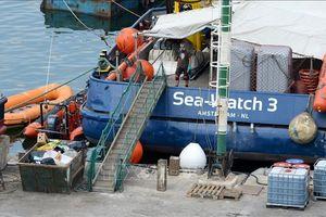Hà Lan đặt điều kiện tiếp nhận người di cư trên Địa Trung Hải