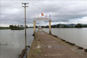 Bình Định thiệt hại nặng nề sau 2 đợt mưa lũ liên tiếp