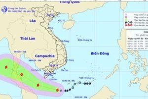 Bão Pabuk đang tiến thẳng vào các tỉnh miền Nam Thái Lan