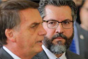 Tân Ngoại trưởng khẳng định Brazil sẽ 'từ bỏ chủ nghĩa toàn cầu'