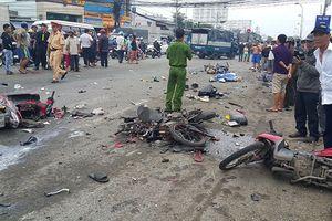 Chủ xe container nhận xét bất ngờ về tài xế tông chết nhiều người ở Long An