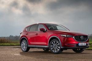 Mazda CX-5 2019 bản cao cấp nhất có nhiều thay đổi về nội thất