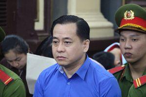 Phan Văn Anh Vũ khánh cáo kêu oan trong đại án ADB