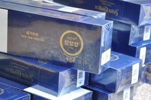 Vận chuyển trái phép gần 10 nghìn bao thuốc lá ngoại