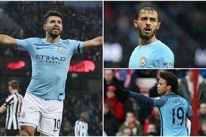 Đội hình 'công thủ toàn diện' giúp Man City vượt khó trước Liverpool