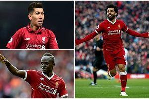 Đội hình 'siêu tấn công' giúp Liverpool thách thức Man City