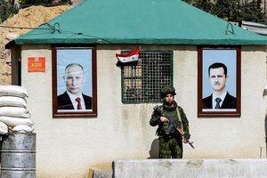 Sự ra đi của Mỹ, định mệnh Syria hiện tại nằm trong tay Nga?