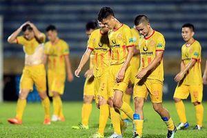 Hai đội bóng nguy cơ bỏ giải trước ngày V-League 2019 bốc thăm