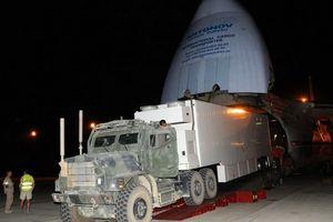 Trêu tức Nga: Ukraine tiếp tục điều động 'quái vật trên không' An-124 hỗ trợ NATO