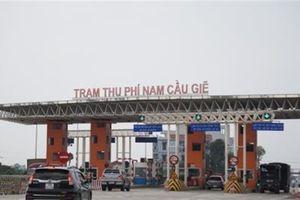 VEC giải thích nghi vấn bất thường tại BOT Cầu Giẽ-Ninh Bình