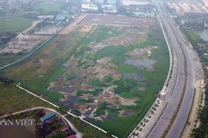 Flycam: Dự án 800 triệu USD hồi sinh sông Tô Lịch thành nơi thả vịt