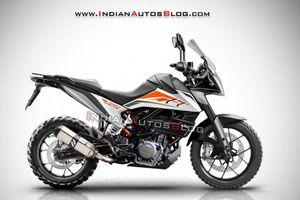Lộ giá bán mô tô việt dã KTM 390 Adventure 'siêu bền bỉ'