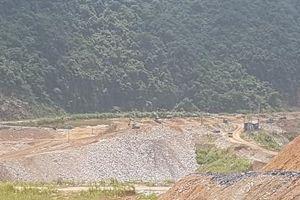 Tỉnh Thái Nguyên báo cáo gì vụ làm đường xuyên rừng đặc dụng vào khu khai thác vàng