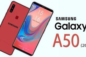 Galaxy A50 sẽ được trang bị pin dung lượng lớn
