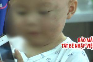 Bảo mẫu tát em bé 19 tháng tuổi sưng mặt vì khóc trong giờ ngủ trưa