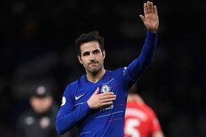 Fabregas sẽ chia tay Chelsea ở kỳ chuyển nhượng mùa Đông