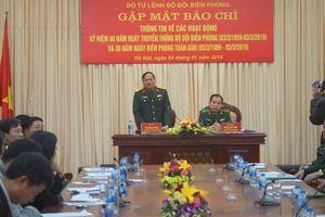 Bộ đội Biên phòng sẽ đón nhận Huân chương Quân công hạng Nhất
