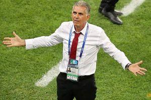 Chưa đá Asian Cup, HLV Carlos Queiroz đã chia tay tuyển Iran!