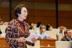 Bà Bùi Thị An: 'Cán bộ cấp chiến lược phải có tầm nhìn, bản lĩnh'