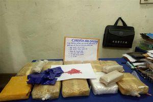 Phá chuyên án thu giữ 110.000 viên ma túy tổng hợp