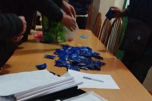 Hải quan Sơn La phối hợp bắt giữ 20.000 viên ma túy tổng hợp