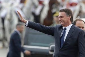 Tổng thống Brazil để ngỏ khả năng cho Mỹ thiết lập căn cứ quân sự
