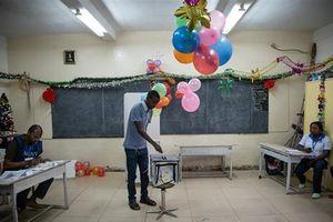 Mỹ cánh báo các cá nhân tác động tới kết quả bầu cử tại CHDC Congo