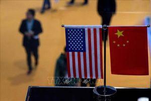 Mỹ và Trung Quốc sẽ đàm phán thương mại vào đầu tuần tới