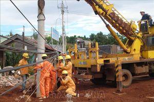 Đầu tư, cải tạo hệ thống cấp điện cho tỉnh Mondulkiri ở Campuchia